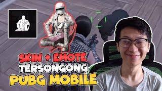 SKIN & EMOTE KHUSUS ORANG SOMBONG - PUBG Mobile Indonesia