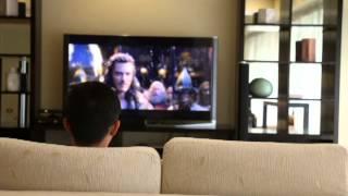 65-inch LG Ultra HD 4K TV