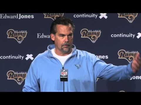 Rams Coach Jeff Fisher On Win Over Cardinals