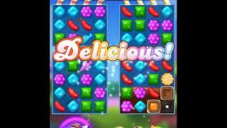 Candy Crush Friends Saga Level 726 - NO BOOSTERS 👩👧👦 | SKILLGAMING ✔️