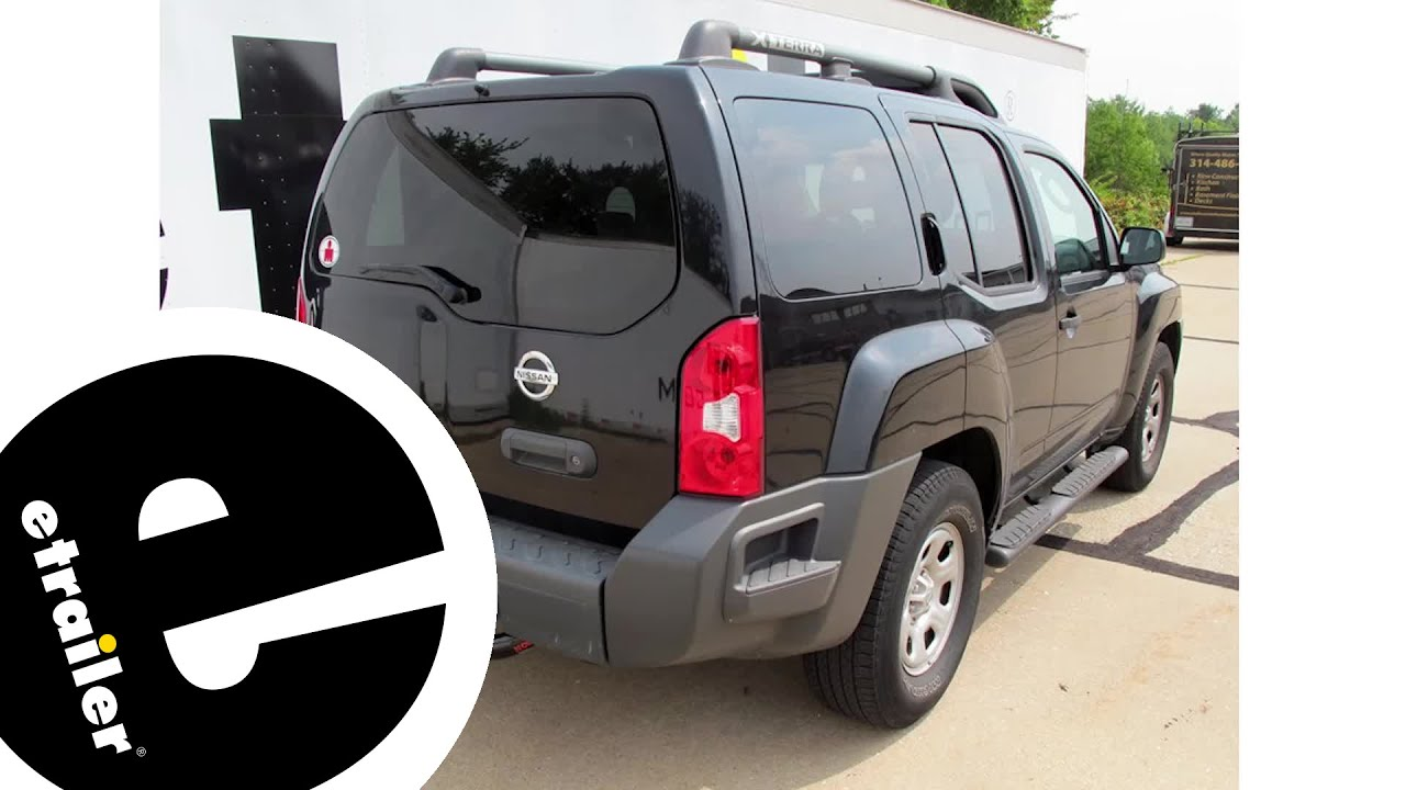 Best  Nissan Xterra Hitch Options Etrailer Com