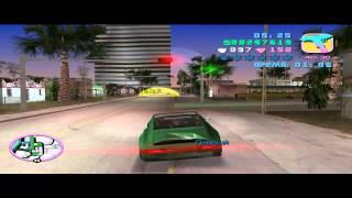 Прохождение игры GTA - Vice City. Автосалон. Гонки(, 2012-10-31T08:59:11.000Z)