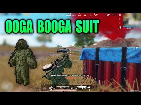 Baba Yaga Ooga Booga Plays PUBG Mobile | Ghillie Suit Action