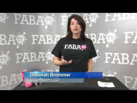 Deborah Brommer FABAtv Exclusive Interview