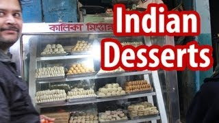Indian Desserts In Varanasi (and A Cow Stampede)