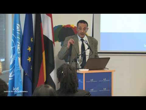 Ahmed Ghoneim (Counsellor, Egyptian Embassy to Germany)