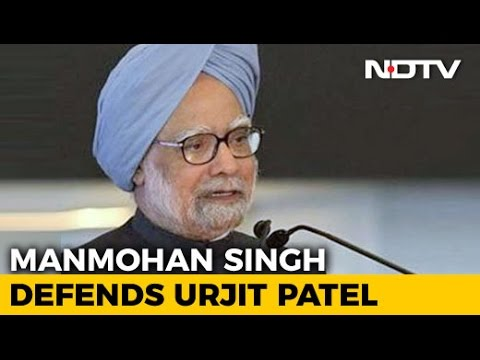 Don't Answer That Question, Dr Manmohan Singh Said To RBI Governor