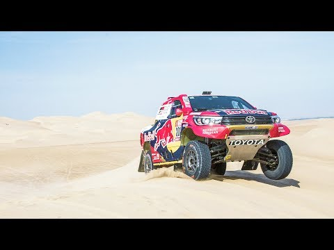 Nasser Al-Attiyah: Road to Dakar Part 3