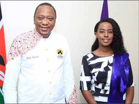 VIDEO of Kenya President Uhuru Kenyatta Dancing Luis Fonsi DESPACITO