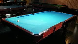 Pool lessons - Suṗer backspin