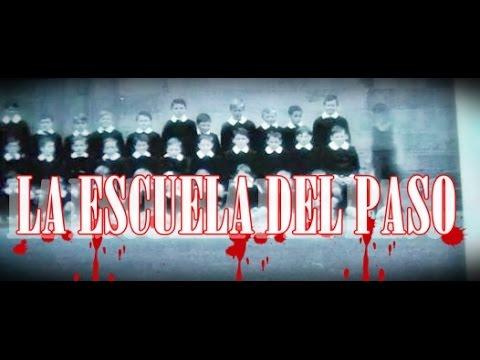 La Espeluznante Historia de la Escuela Del Paso (School of step)