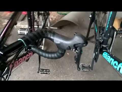จักรยาน เปิดตู้ จักรยาน เสือหมอบ มือ2 มาใหม่ 20 กว่าคัน โกดังจักรยานมือ2 คลองเตย