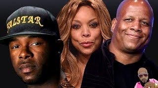 Wendy Williams Husband Kelvin Alleged Love Triangle With MALE ARTIST & Woman Shakes The Internet