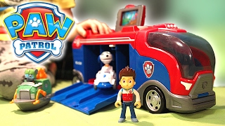 Щенячий Патруль на русском. Новый Патрулевоз. Paw Patrol Paw Patrol Mission Paw Cruiser Vehicle Robo