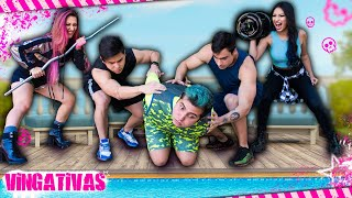 BRIGA NO CLUBE - VINGATIVAS EP 04 ( WebSérie Maloucos )