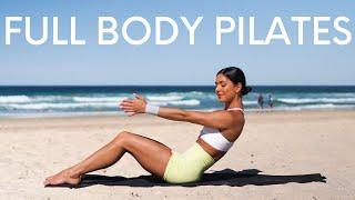 35 MIN FULL BODY WORKOUT || Intermediate Pilates (Mini Resistance Band)