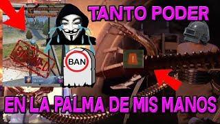 BANEANDO A HACKERS Y TIROLESES, NO ME QUIERO IR SR STARK !INCREIBLE! FREE FIRE