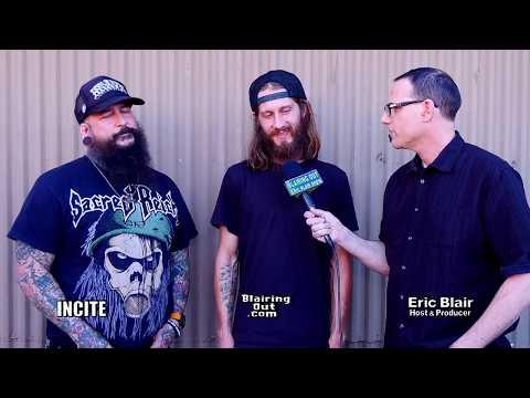 INSITE's Richie Cavalera ,EL & Eric Blair talk life ..2018