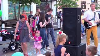 АУ! -  кавер песни (Ляпис Трубецкой) от группы МАНДАРИНЫ! Brest! Music!
