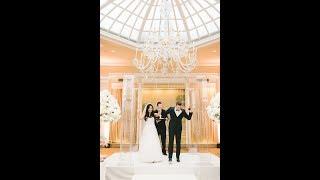 Mayflower Hotel DC Wedding Video