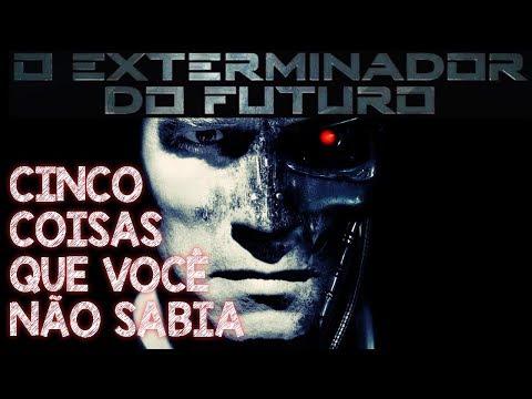Exterminador do Futuro - 5 Coisas Que Você NÃO Sabia da obra prima de James Cameron e Schwarzenegger