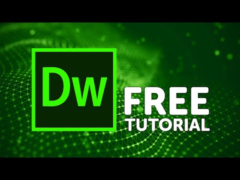 Responsive Web Design Intro - Dreamweaver Tutorial [0/54]