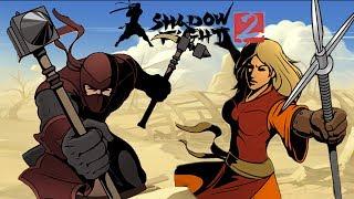 СЕГУН ОЧЕНЬ БЛИЗКО - Shadow Fight 2 (БОЙ С ТЕНЬЮ 2) ПРОХОЖДЕНИЕ