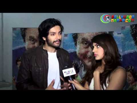 RHEA CHAKRABORTY & ALI FAZAL EXCLUSIVE INTERVIEW