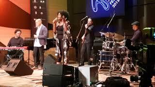 Grégoire Maret Group Baku Jazz Festival 2018  feat Christine Dashiel