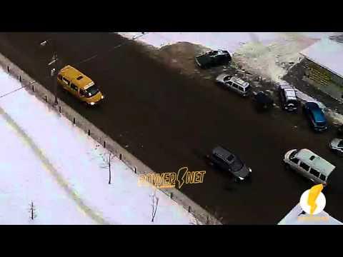 ДТП (авария) ул. Карбышева ул. Пионерская 28-02-2015 18-30из YouTube · Длительность: 31 с