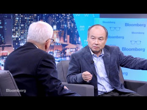 SoftBank CEO Says He Worked to Overcome Discrimination