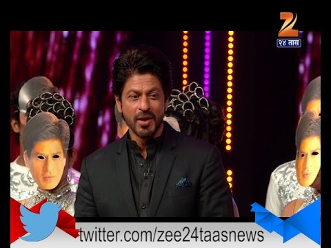 Sharukh Khan Gets Emotional On Sets Of Chala Hawa Yeu Dya 7th April 2016