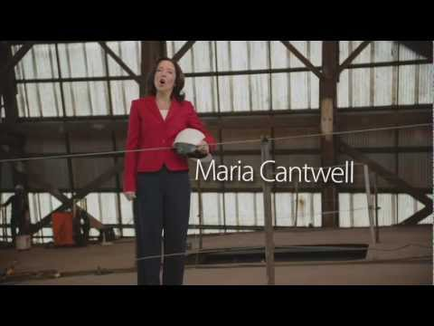 Maria Cantwell - Great People