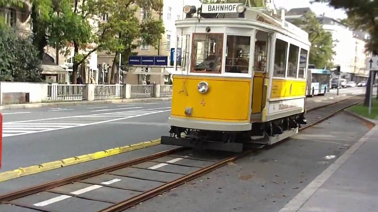 100 Jahre elektrischer Nahverkehr 2009 in Salzburg