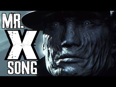 Mr. X song (Resident Evil 2)