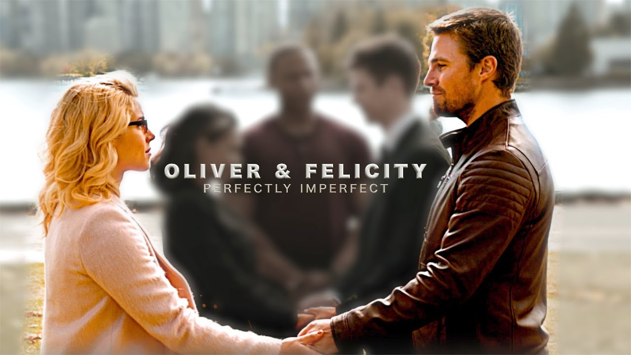 Download Oliver & Felicity    Perfectly Imperfect