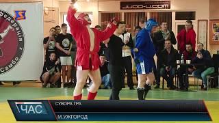 Чемпіонат із бойового самбо