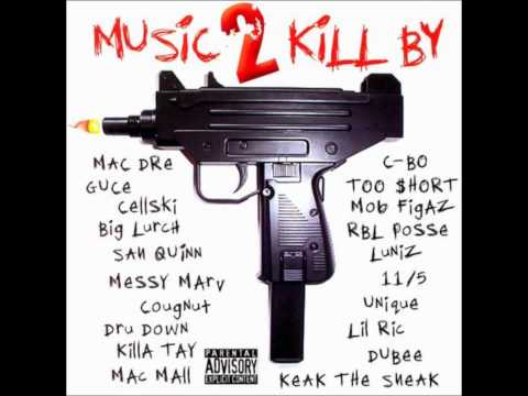 Mac Dre, Keak Da Sneak, Lil Ric - Just Sayin Tho