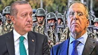 Эрдоган резко ответил Лаврову :не указывайте