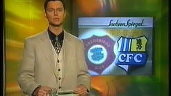 FC Erzgebirge Aue - Chemnitzer FC     Regionalliga Nordost 1998/1999