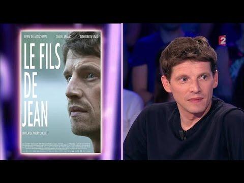 Pierre Deladonchamps  On n'est pas couché 27 août 2016 ONPC