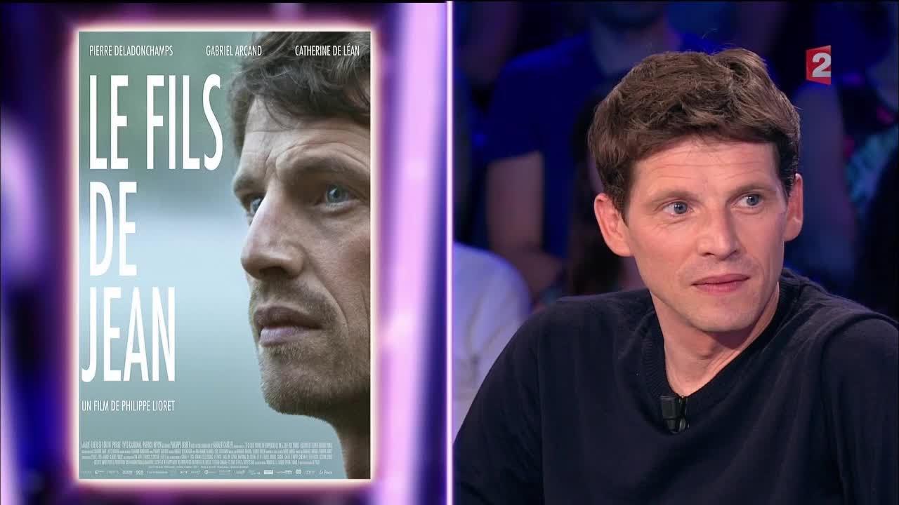 Pierre deladonchamps on n 39 est pas couch 27 ao t 2016 onpc youtube - Pierre niney on n est pas couche ...