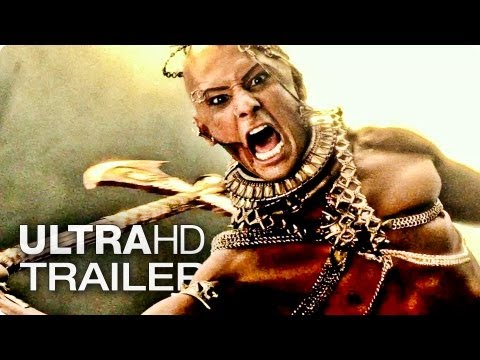 300: RISE OF AN EMPIRE Trailer Deutsch German | 2014 Official Xerxes [Ultra-HD 4K]
