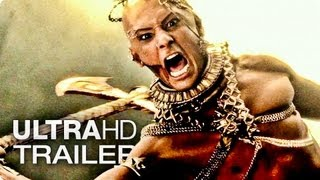 300: RISE OF AN EMPIRE Trailer Deutsch German | 2014 Official Xerxes [Ultra-HD 4K]