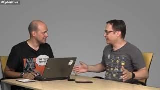 Týden Živě 385 - Windows 10, Google+, filmy podle her