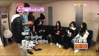 Coed School @ T-ara's Hello Baby Ep1