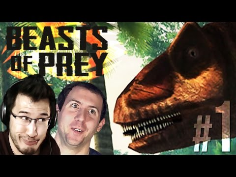 GRABBIN' WOOD | Beasts of Prey w/ WADE - Part 1