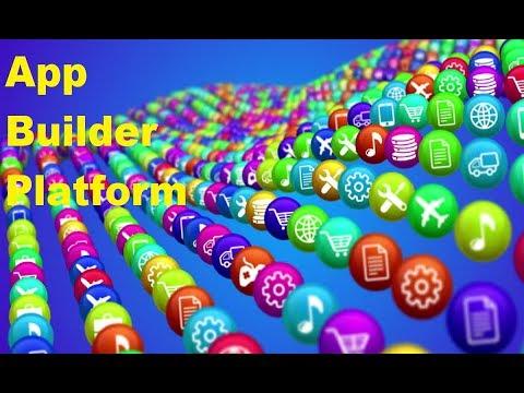app builder platform build a mobile app create your own business app in minutes