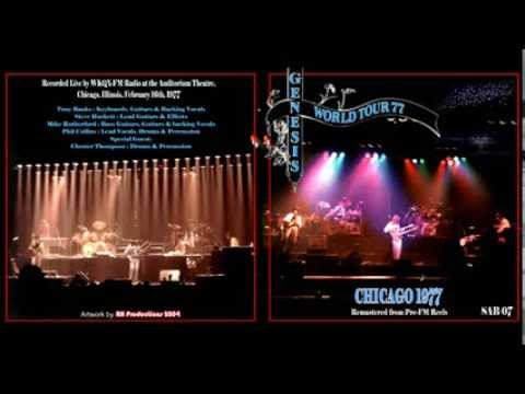 Genesis - 1977/02/16 - Live in Chicago, IL {Full Concert}