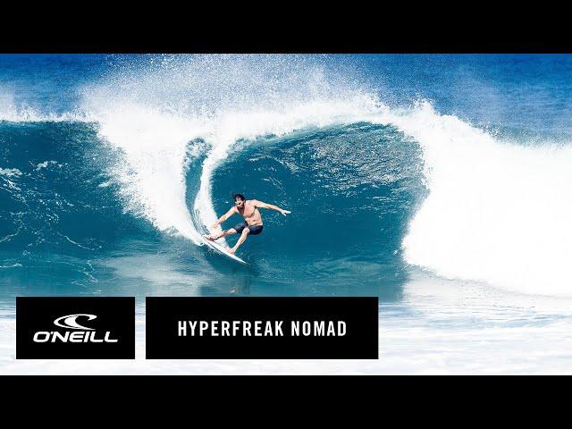 Timmy Reyes Wears the Hyperfreak Nomad Boardshort | O'Neill